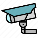 camera, cctv, circuit, security, ystem icon