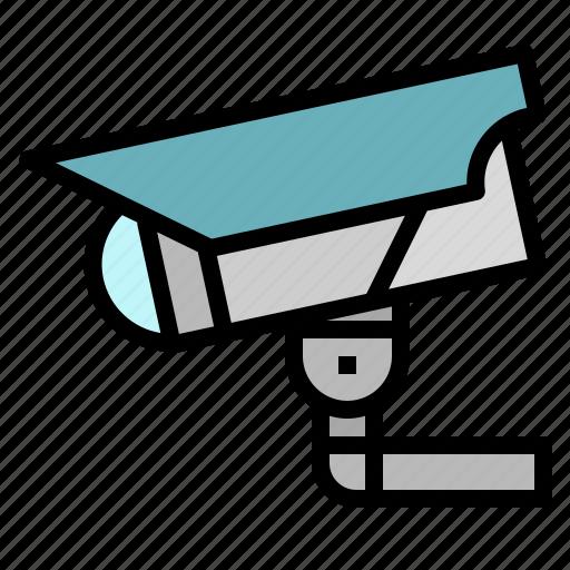 camera, cctv, circuit, security, ystem icon
