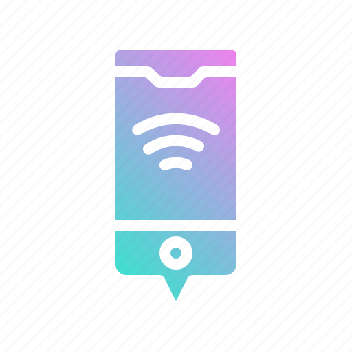internet, mobile, phone, wifi, wireless icon