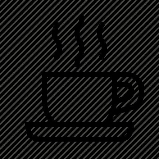 cafe, coffee, cup, hot, mug icon