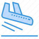 airplane, airport, landing, plane, transportation, travel