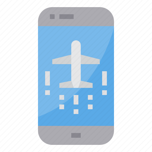 airplane, airport, booking, online, plane, transportation, travel icon