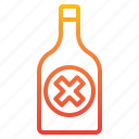 airplane, airport, ban, liquid, plane, transportation, travel icon