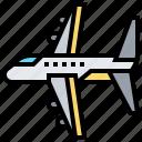 airplane, cargo, plane, transport, transportation icon