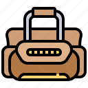 airport, bag, luggage, travel, traveling icon