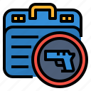 ray, scanner, security, x-ray icon