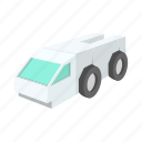 aircraft, cargo, cartoon, freight, shipment, shipping, vehicle icon