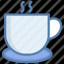 coffee, cup, hot, mug, room, tea