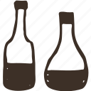alcohol, bar, bottle, drink icon