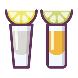 alcohol, bar, cocktail, drink, glass, party, summer icon