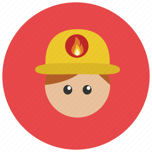 fighter, fire, flame, protection icon