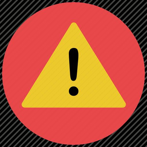 Alert, danger, notification, warning icon - Download on Iconfinder