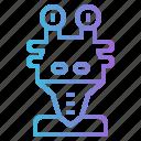 alien, space monster