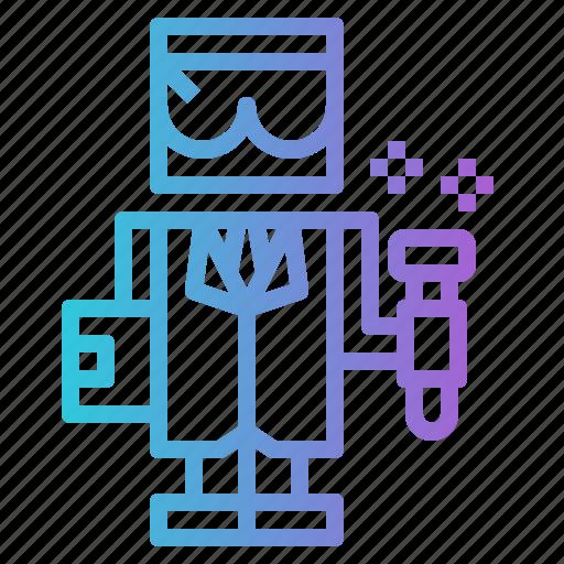 Doctor, lab, man, scientist icon - Download on Iconfinder