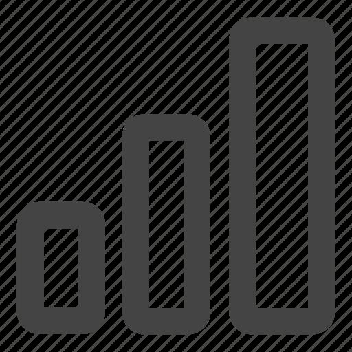 analysis, analytics, chart, graphic, graphics, metrics, statistics icon