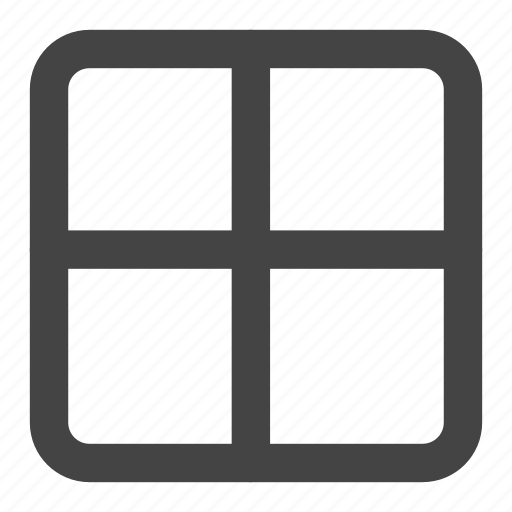 boxes, categories, grid, grids, thumbnails icon
