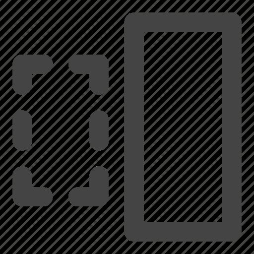 drag, move, scale icon