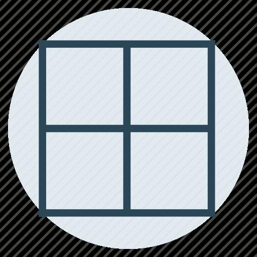 format, grid, layout, menu, view icon