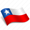 chile, country, direction, marker, national, navigation, pin icon