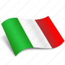 creative, documents, format, grid, italia, italic, page icon