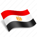 country, egypt, flags, masr, national, pyramid, world icon