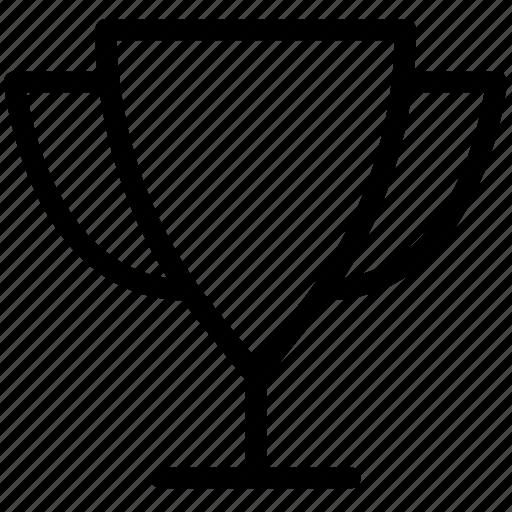 achievement, award, cup, reward, trophy, winner icon