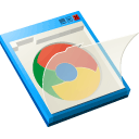 chrome, frame icon