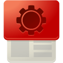 customize, page, r icon