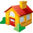 house, y icon