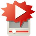 instream, r icon
