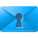 lb, mail, secure icon