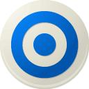 b, target icon