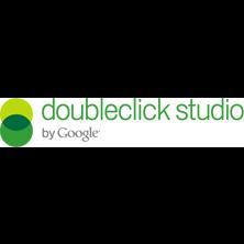 doubleclick, logo, studio icon