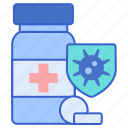 antibiotic, drug, pills, resistant