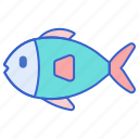 aquarium, fish, seafood icon
