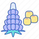 allergens, food, lupin icon