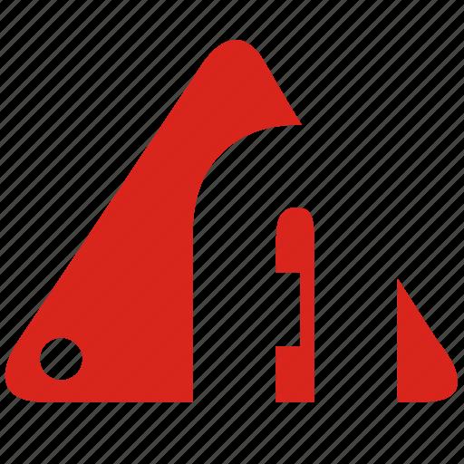 a, alphabet icon