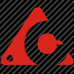 alphabet, c icon