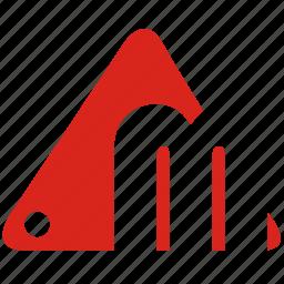alphabet, m icon