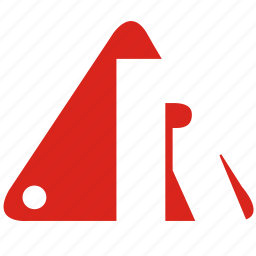 alphabet, r icon