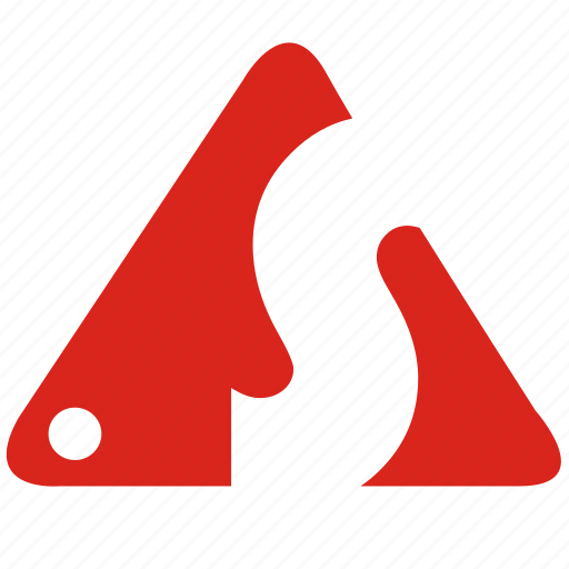 alphabet, s icon