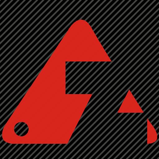 alphabet, z icon