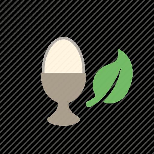 egg, healty, no meat, vegetarian, veggie icon