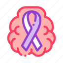 alzheimer, brain, health, ribbon