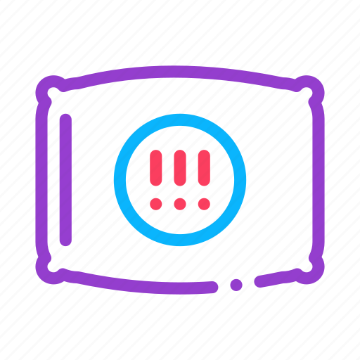 Exclamatory, marks, pillow, round icon - Download on Iconfinder