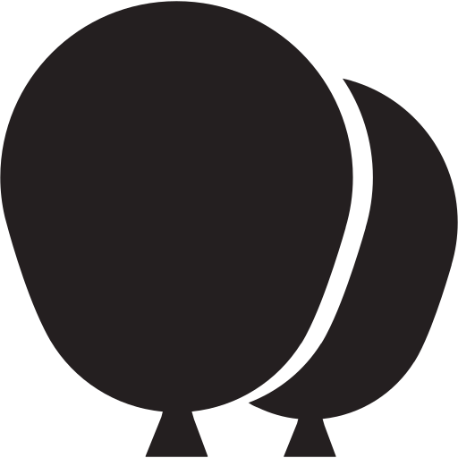 balloons, events, organizing, party, planning icon