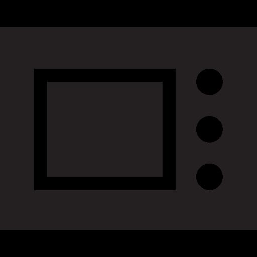 food, heat, microwave, oven, warmer icon