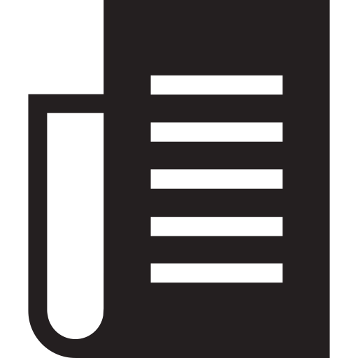 Information, news, newspaper, paper icon - Free download