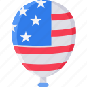 independence day, united states, america, fourth july, usa icon