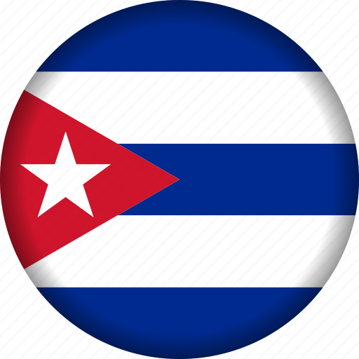 cuba, flag, flags, national, north america icon